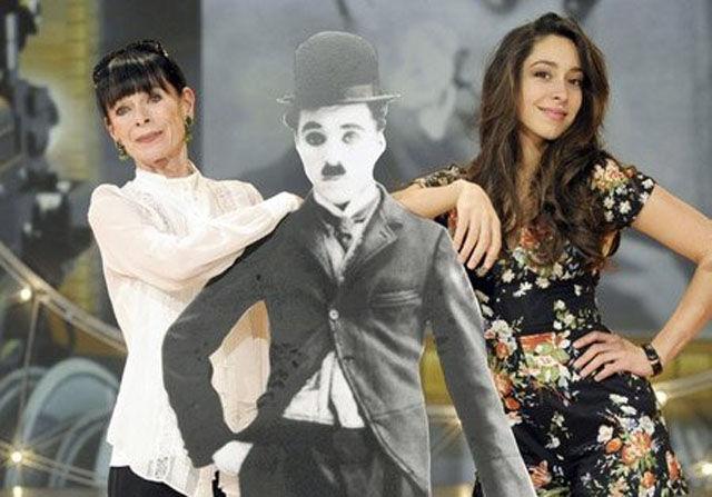 Meet Charlie Chaplin's Granddaughter