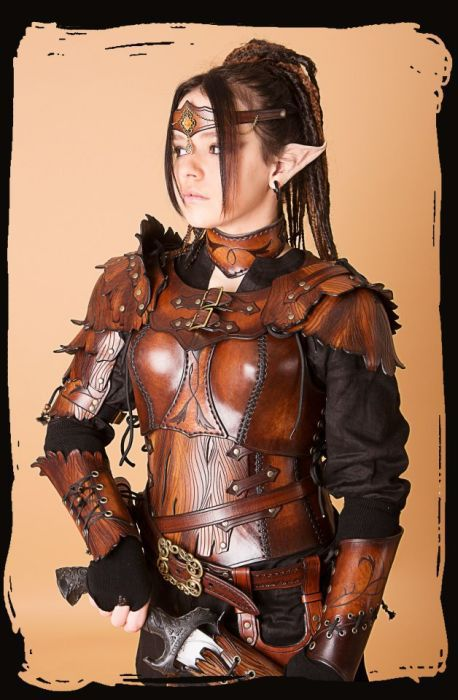 A Beautifully Crafted Cosplay Costume