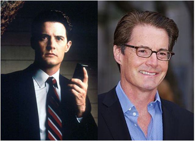 Famous TV Show Stars Then and Now