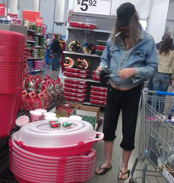 What You Can See in Walmart. Part 22