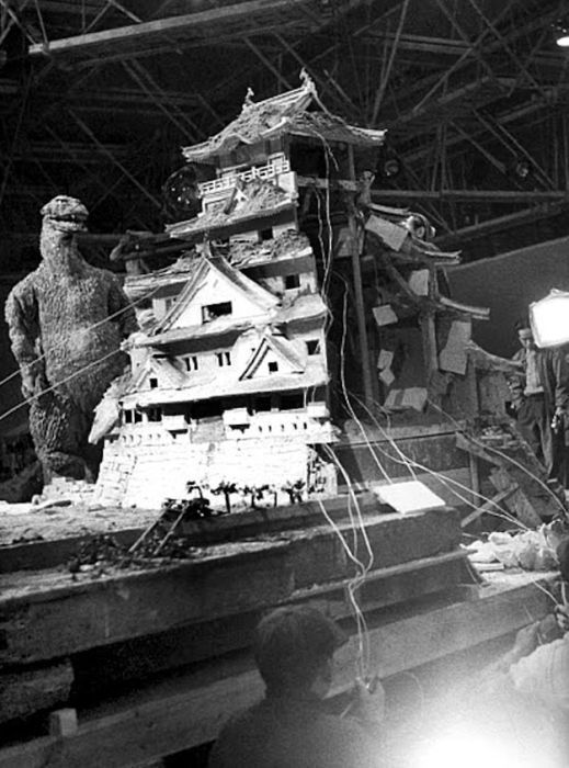 A Revealing Behind-the-scenes Look at Some Monster Movies