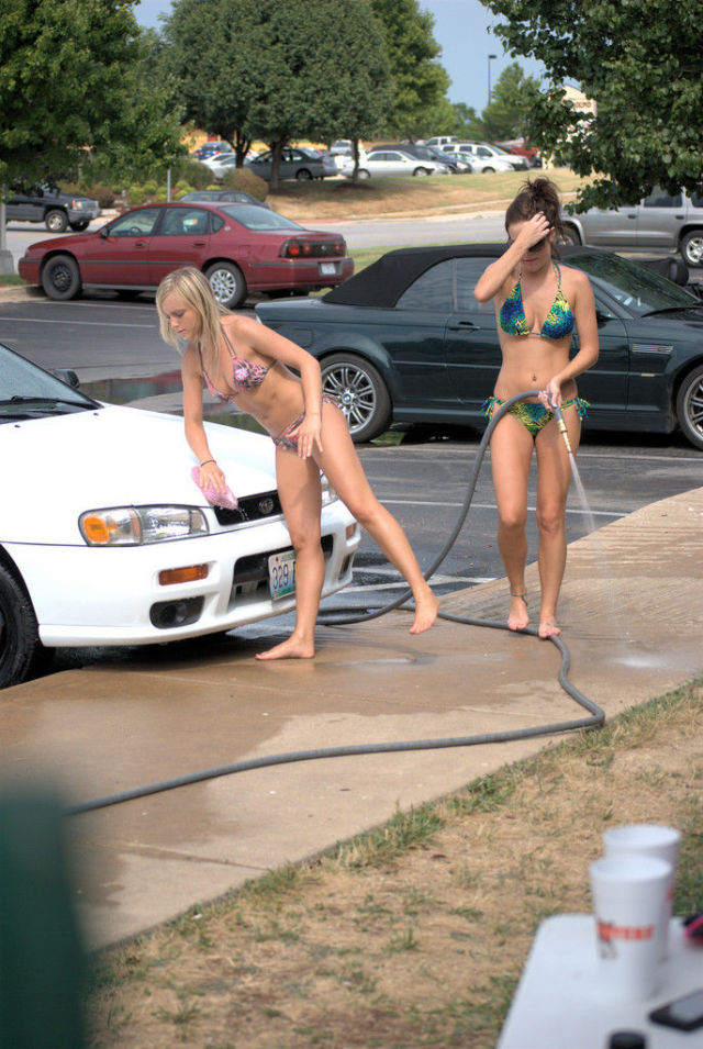 Best Car Wash Ever. Part 4