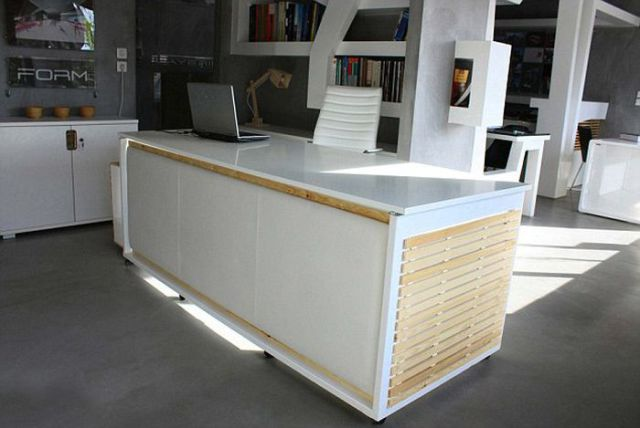 Cool Convertible Office Desk