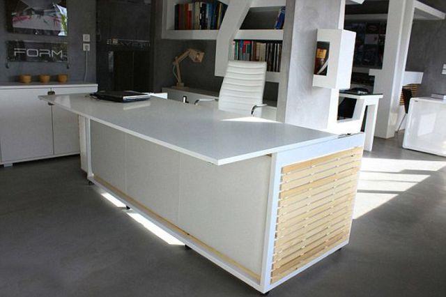 Cool Convertible Office Desk