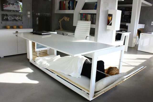 4 Cool Convertible Office Desk