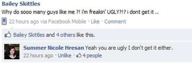 Facebook Status Updates That Will Make You Smile Today