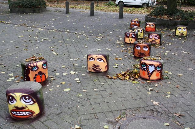 Wonderfully Creative Works of Art Seen on the Streets