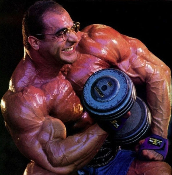 Bodybuilders that are Just Overdoing It