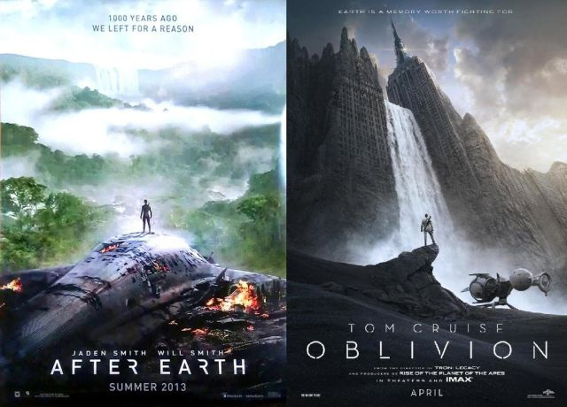 Almost Identical Movies That Were Released At the Same Time