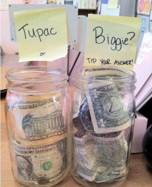 A Few People Who Take Tipping Seriously
