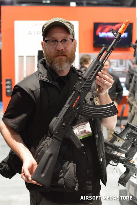 2013's Biggest Gaming Gun Show Held in Las Vegas