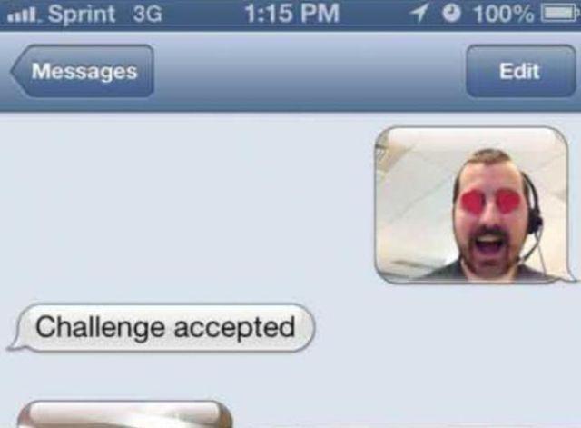 Couple Express Their Feelings Through Cute Emoticon Re-enactments