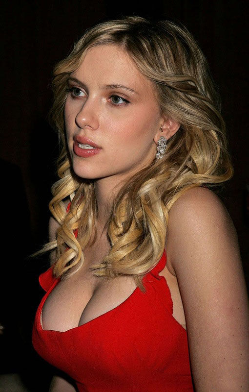 Scarlett, Where Have Your Breasts Gone?