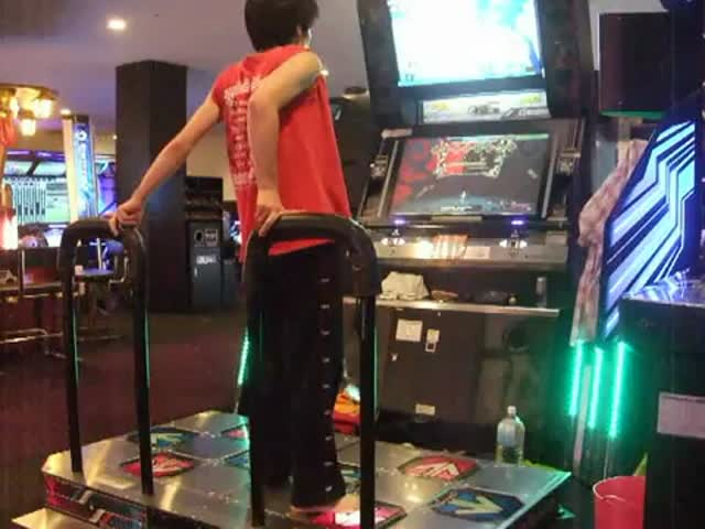 You Can't Compete with a Japanese Arcade Gamer