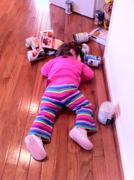 Why Kids Are Really Just Smaller Versions of Drunk Adults