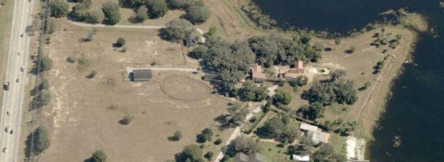Bin Laden's Abandoned Mansion in Florida