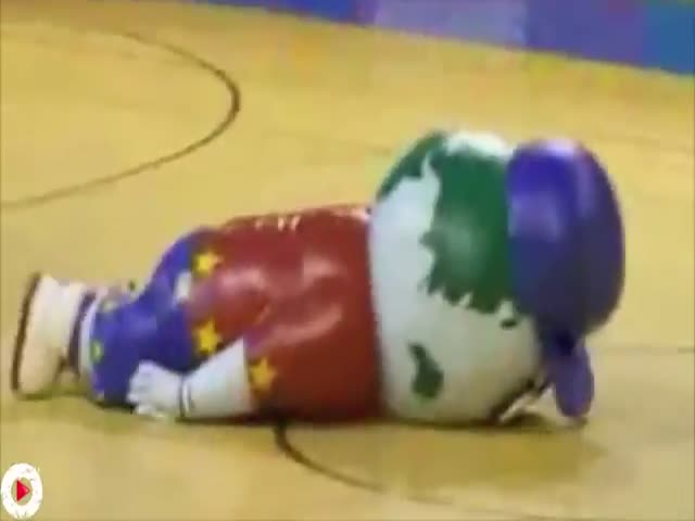The Ultimate Mascot Fail Compilation