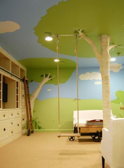 Fantastically Fun and Fancy Kids Bedrooms