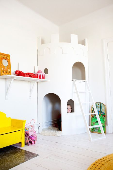 Fantastically Fun And Fancy Kids Bedrooms 39 Pics