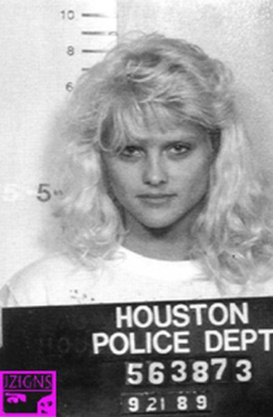 The Fascinating Stories Behind a Few Celebrity Mugshots