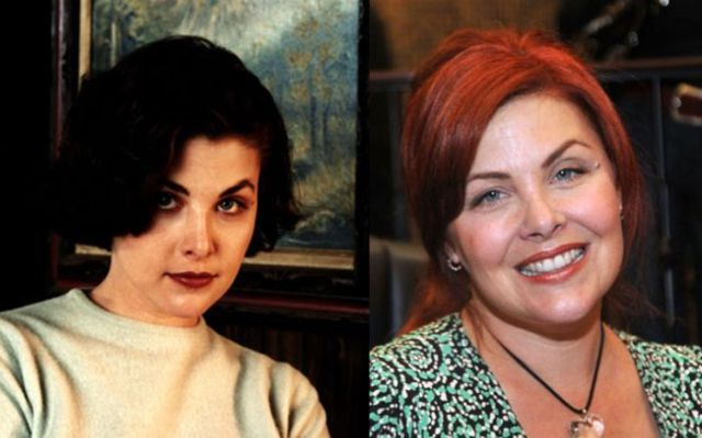 """Twin Peaks"" Stars Past and Present"