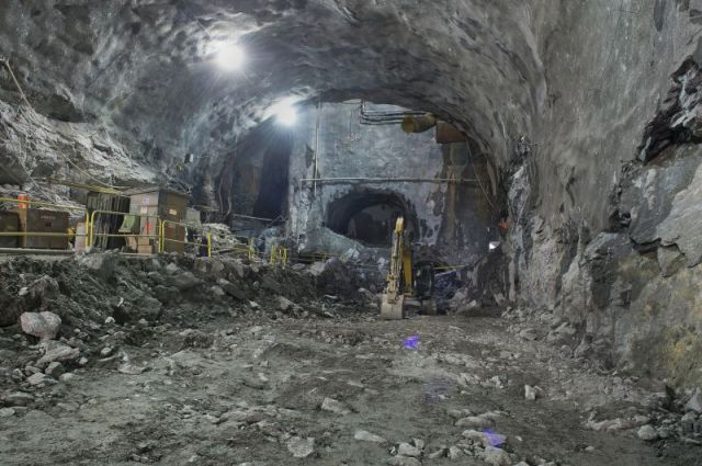 An Underground Look at the Construction of a NYC Subway Building
