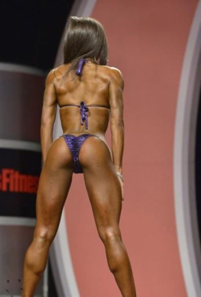 The World's Youngest IFBB Bikini Pro