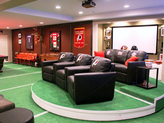 Awesome Examples of Totally Drool-Worthy Man Caves