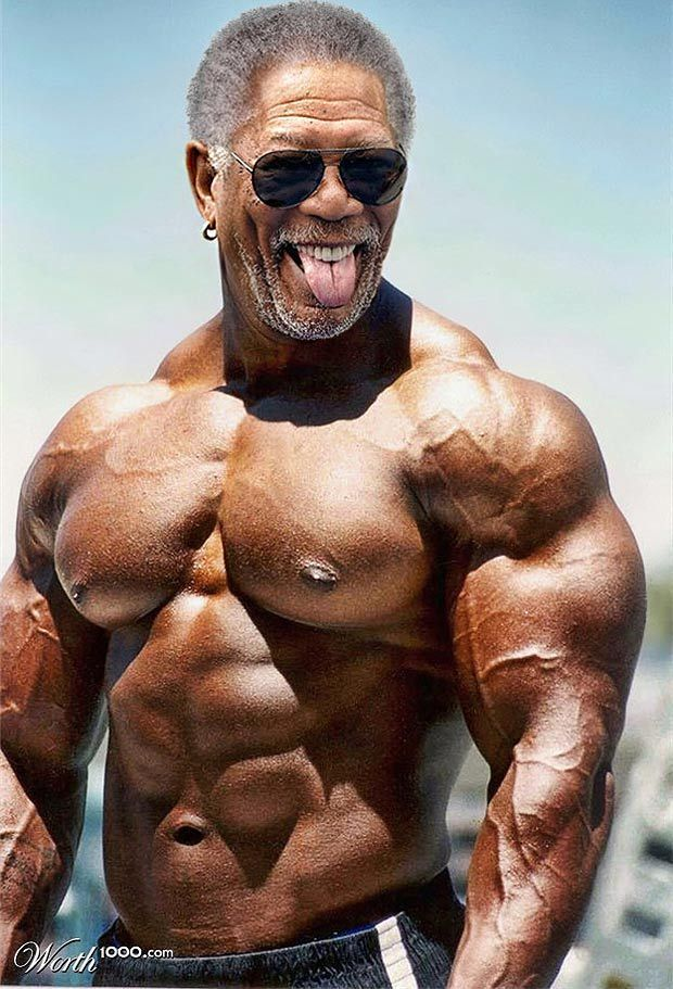 If Stars Took Steroids, They Would Look Like This