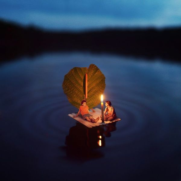 Spectacular Digital Art Photos from a 14 Year Old Photographer