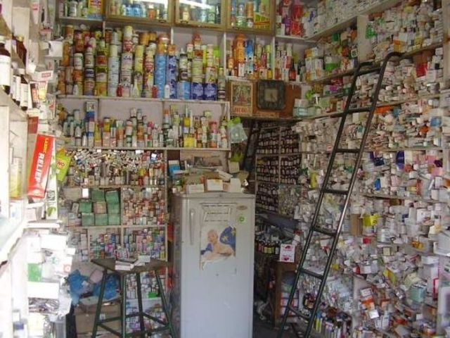 A Look inside a Pharmacy in India