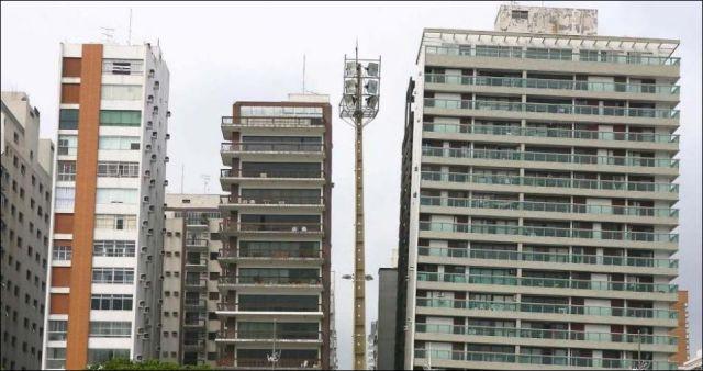 The Lopsided City of Brazil
