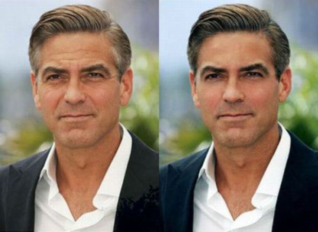 Celebrities Get the Photoshop Treatment