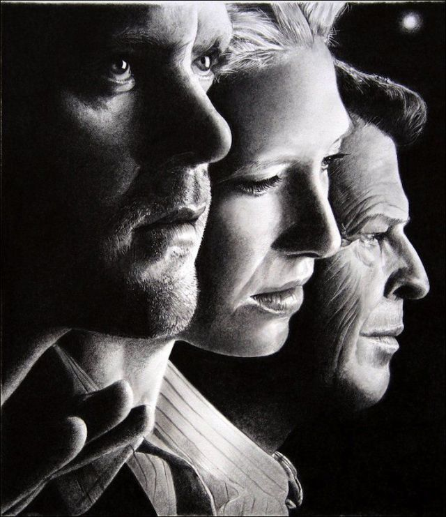 Incredibly Lifelike and Realistic Pencil Drawings