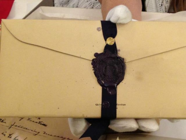 A First Look at the Items inside a 100 Year Old Time Capsule