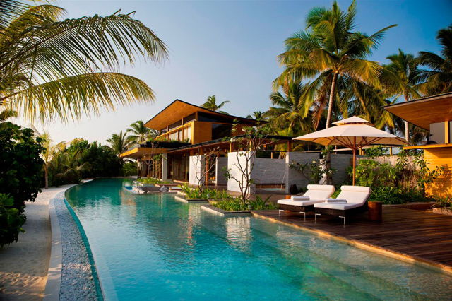 A Tranquil and Indulgent Island Resort in the Maldives