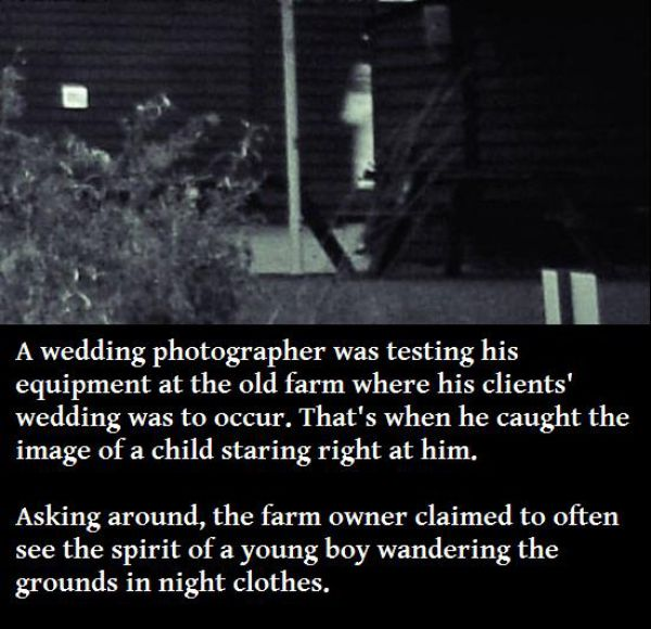 Real-life Scarily True Ghost Stories (32 pics) - Izismile com
