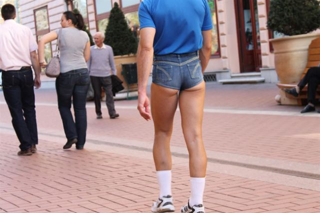 This Hungarian Guy Is Making a Real Fashion Statement