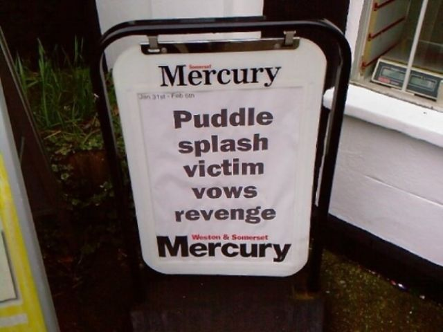 A Touch of British Humour