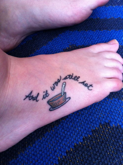 Tattoo Art That Uses Books as Inspiration