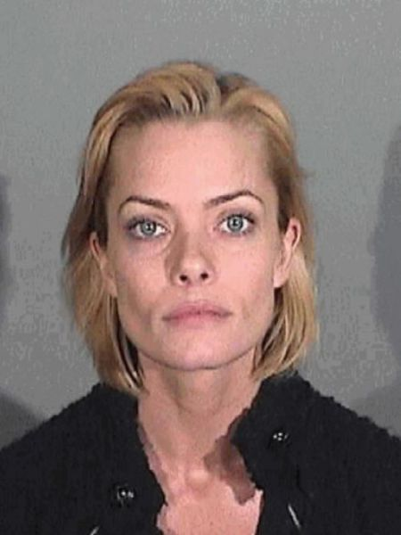 Mug Shot Photos of Celebs