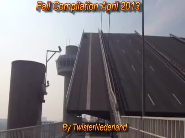 Compilation of April Fails