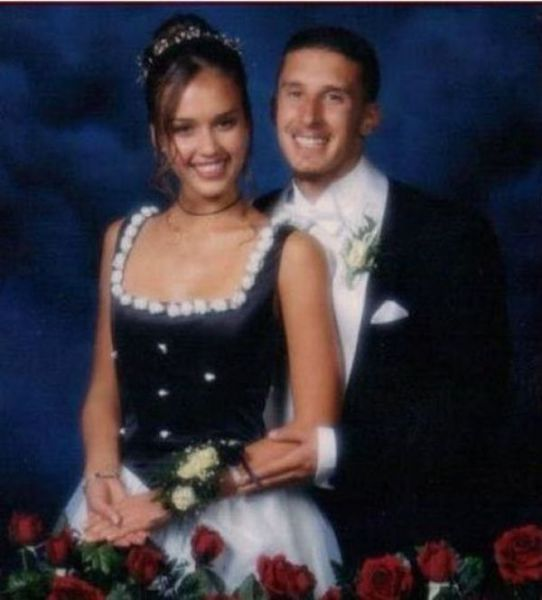 High School Dance Photos of Popular Celebrities