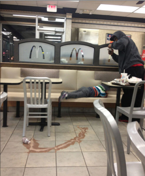 Some of the Strangest Things Seen at McDonald's