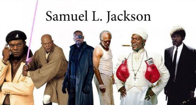 The Many Different Character Roles of Famous Actors