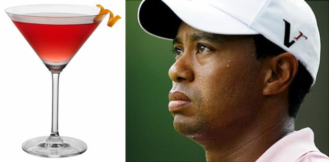It Looks Like Tiger Woods Is a Little Bit Intoxicated
