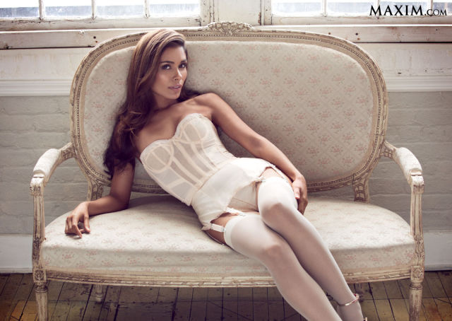 Maxim's 100 Sexiest Women of 2013