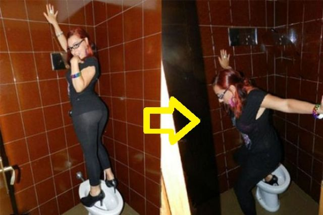 Some Bizarre Things Women Have Been Caught Doing