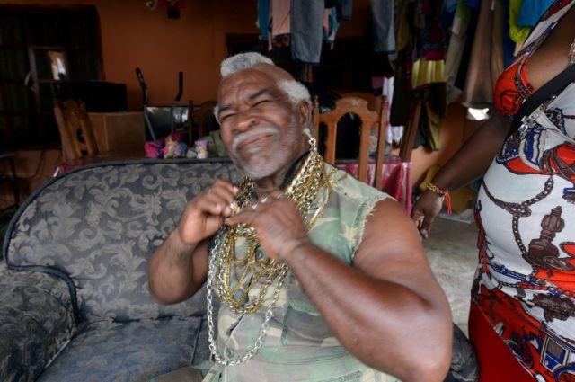 A Real-Life Coconut Peeler