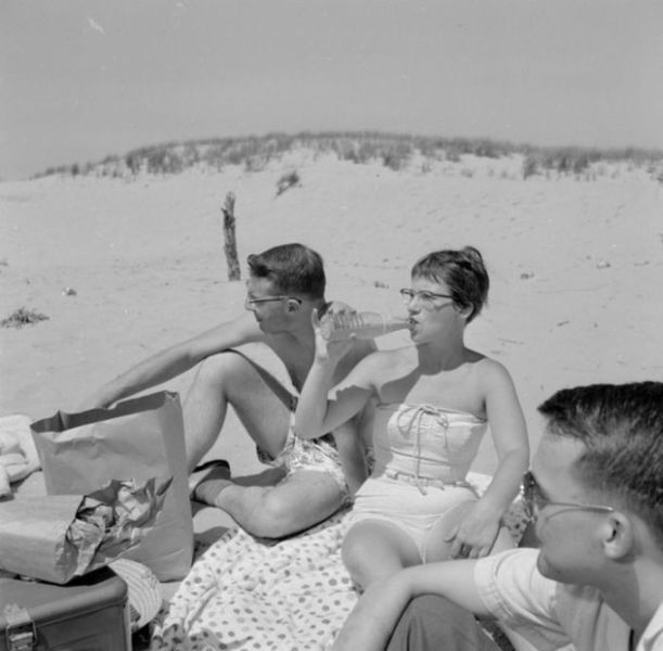 Modern Day Teens vs. Teens of the 1950's